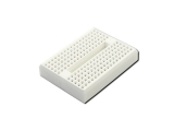 Mini Solderless Breadboard, White