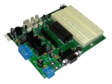Servo/Sensor/Motor Interface Board