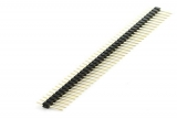 header, male, single-row, straight, 40-pin